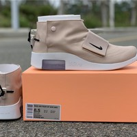 """Fear of God x Air Fear Moccasin """"Particle Beige"""" AR8008-201"""