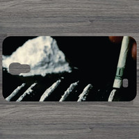 Cocaine iPhone 4 and 5 Case and Samsung Galaxy S3/S4