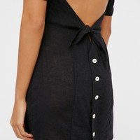 Free People Stars In Your Eyes Mini Dress
