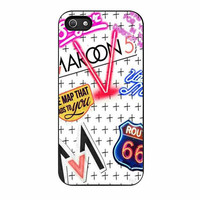 maroon 5 theme song iphone 5 5s 4 4s 5c 6 6s plus cases