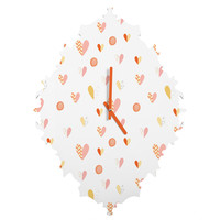 Hello Twiggs Do All Things With Love Baroque Clock