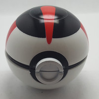 Pokemon Pokeball Grinder, Herb Grinder, Tobacco - White