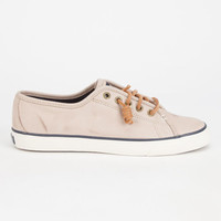 Sperry Seacoast Womens Shoes Ivory  In Sizes