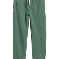 Joggers - Green - Kids | H&M US