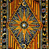 A Diamond In The Sun Tapestry