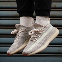 "Adidas Yeezy Boost 350 V2 ""Citrin"" Sneakers Shoes"