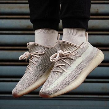 Adidas Yeezy Boost 350 V2 Citrin Sneakers Shoes