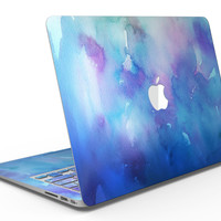 Washed 42290 Absorbed Watercolor Texture - MacBook Air Skin Kit