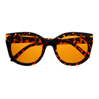 Cute Womens Retro Vintage Fashion Cat Eye Sunglasses Shades C1230