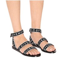 GIVENCHY 4G LOGO Sandals