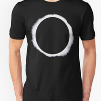 Danisnotonfire circle eclipse shirt