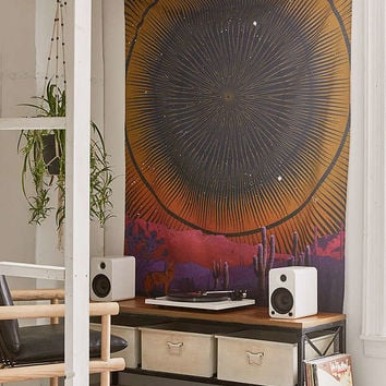 Desert Vibes Tapestry   Urban Outfitters