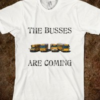 the busses are coming - simplebills