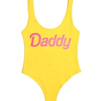 DADDY BODYSUIT