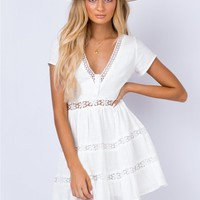 Teasdale Mini Dress | Princess Polly