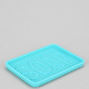 Embossed Soap Dish - Urban Outfitters