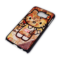 OBEY HELLO KITTY Samsung Galaxy S6 Case