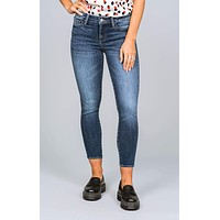 Trish Flying Monkey Cropped Skinny Jeans