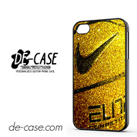 Nike Basketball Ball Gold Glitter DEAL-7777 Apple Phonecase Cover For Iphone 4 / Iphone 4S