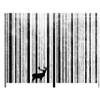To scan a forest. Art Print by Thomas Aldrich | Society6