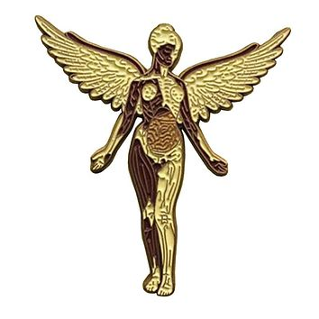Nirvana In Utero Pin