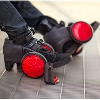 The Electric Skates.