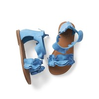 Ruffle Sandals|gap