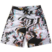 The Hundreds: Encryption Boardshort - Multi
