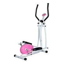 Sunny Health & Fitness Magnetic Elliptical (Pink)