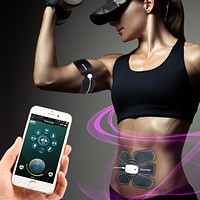 Smart Abs & Muscle Toner Stimulator