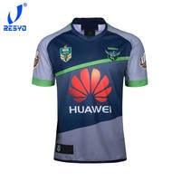 RESYO NRL 2018 RAIDERS RUGBY JERSEYS