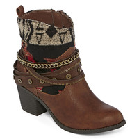 Pop Twister Cowboy Boots - JCPenney