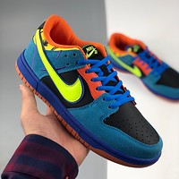 Nike dunk series retro low-top casual sports skateboard shoes