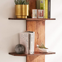 Pirro Double Wall Shelf | Urban Outfitters