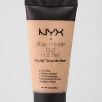Urban Outfitters - NYX Stay Matte But Not Flat Liquid Foundation