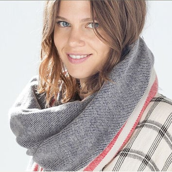 European and American Fashion Shawl Scarves - 6 Colors