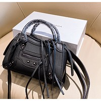 Balenciaga locomotive bag Crossbody handbag
