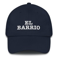 El Barrio dad hat