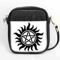 Supernatural Anti Posession Crossbody