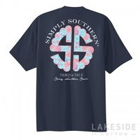 Preppy SS Logo | Lakeside Cotton