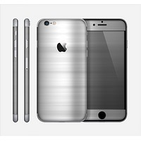 The Brushed Metal Surface Skin for the Apple iPhone 6