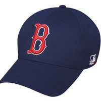 Boston Red Sox YOUTH (Ages Under 12) Adjustable Hat MLB Officially Licensed Major League Baseball Replica Ball Cap