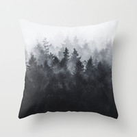 The Heart Of My Heart // Midwinter Edit Throw Pillow by Tordis Kayma | Society6
