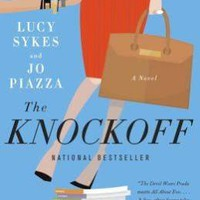 The Knockoff; Paperback; Author - Lucy Sykes