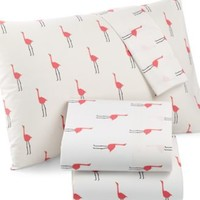 Martha Stewart Whim Collection Novelty Print 200 Thread Count Sheet Sets | macys.com