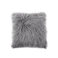 Faux Fur Decorative Pillow - Kmart