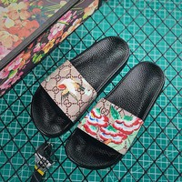 Gucci Slide Sandal Model #4- Best Online Sale