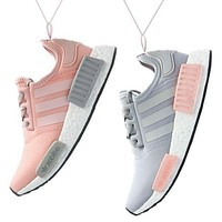 ASEG ' nmdi Women Fashion Trending Sneakers Running Sports Shoes Grey-pink
