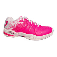 Prince Warrior Lite Women's Tennis Shoes - Pink/White