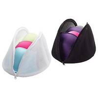 The Container Store > Large Micro Mesh Bra Wash Bag
